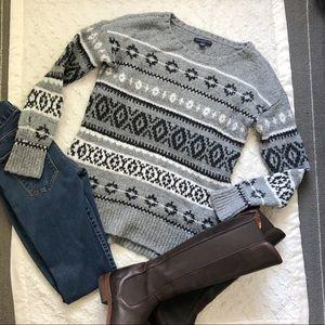 AEO Fair Isle Sweater